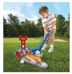 Fisher-Price Tornado Tee Golf at SuliasZone