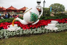 A Photo Tour of Epcot's Festival of the Holidays!