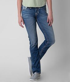 Big Star Vintage Nina Straight Stretch Jean