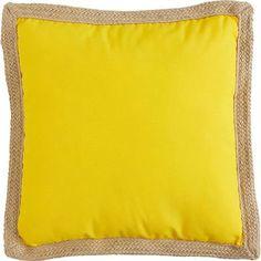 Yellow Outdoor Pillows   Google Search