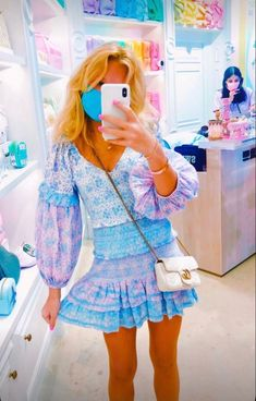 Preppy Summer Outfits, Preppy Dresses, Preppy Girl, Preppy Style, Cute Casual Outfits, Outfits For Teens, Stylish Outfits, Fashion Outfits, Preppy Clothes