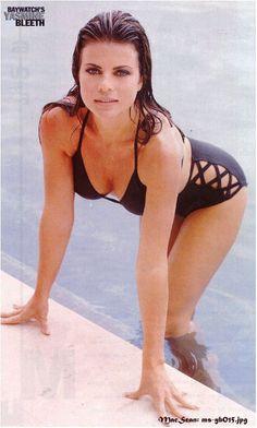 Yasmine Bleeth Yasmine Bleeth, Maxim Magazine, Baywatch, Female Models, Female Celebrities, Bikinis, Swimwear, Product Launch, One Piece