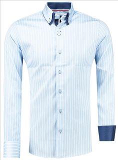 Italiaanse overhemden online kopen   slim fit   herenmode   Italian Style b555b06ab7