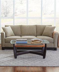Kenton Fabric Sofa Living Room Furniture Collection   Furniture   Macyu0027s