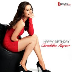 Shraddha Kapoor made a stunning debut with Aashiqui 2. Let's wish this lovely lass a Happy Birthday!