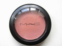 Review | MAC Melba Blush | Tea Party Beauty
