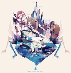 /Pixiv Fantasia: New World/#1477118 - Zerochan