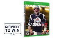 RT to WIN  a copy of @EAMaddenNFL 18  jet s. (@frugaliscious) | Twitter