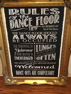 Rules of the Dancefloor! - Slaters you're famous!