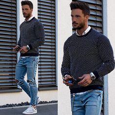 #Polka #Jeans #Stan #Smith #Adidas