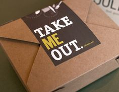 packaging for press kits or quirky invitations. Takeaway Packaging, Cool Packaging, Food Packaging Design, Brand Packaging, Branding Design, Sandwich Packaging, Coffee Packaging, Packaging Ideas, Menu Design