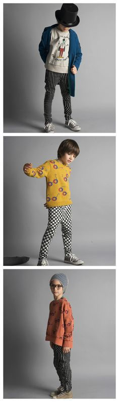 Autumn-Winter 2016, How to Disappear, Bobo Choses - Playful clothes for boys