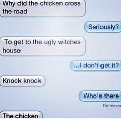 knock knock joke for the next family dinner
