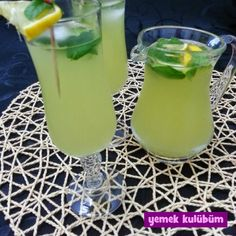 TARİF : Ev Yapımı Limonata   #limonata #limon #limonsuyu #evyapımı #homemade #nane #portakal #portakalsuyu #tazenane #mint #freshmint #lemonade #juice #içecek #drink #summerdrink #summer #colddrink #soğukiçecek