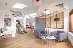 Les 10 Bureaux Français Où Il Fait Bon Travailler - Architectes-Paris