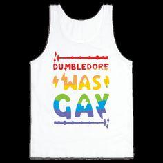 Dumbledore Was Gay