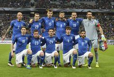 Germania-Italia, il film della partita