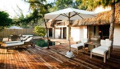 An Lam Ninh Van Bay has stunning beach villas with plunge pools. Khanh Hoa, #Vietnam #iGottaTravel