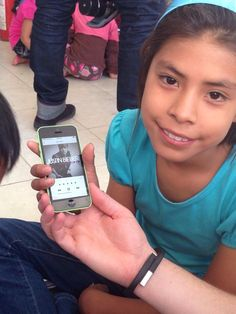 Orphan kids in Mexico know their Justin Bieber