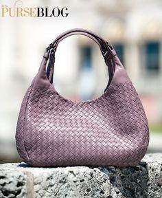 Bottega Veneta Campana Bag - Lilac f9c49afe0798e