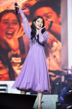 IU Doing Engraved Plaques Right Honor and pride in a plate of metal. Iu Fashion, Korean Fashion, Fashion Dresses, Stage Outfits, Girl Outfits, Iu Twitter, Mahal Kita, Fairy Dress, Korean Celebrities