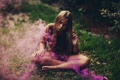 lilac haze.   molly, 11.   Caitlin   Flickr