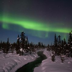 Northern Lights, Lapland