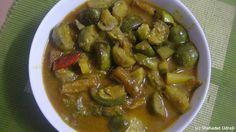 রেসিপিঃ বেগুন ও শুঁটকী রান্না (গ্রামীন রান্না) | রান্নাঘর (গল্প ও রান্না) / Udraji's Kitchen (Story and Recipe)