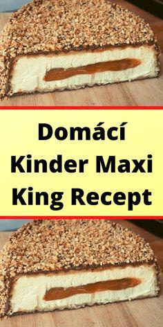 Maxi King, Tiramisu, Cereal, Sandwiches, Beef, Breakfast, Ethnic Recipes, Kids, Meat