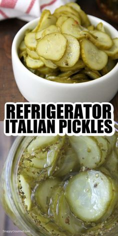Spicy Pickles, Homemade Pickles, Claussen Pickles, Refrigerator Pickle Recipes, Homemade Burgers, Brunch, Canning Recipes, Kraut, Appetizer Recipes