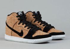 separation shoes 56c95 6af79 Nike SB Dunk High (Cork) - Sneaker Freaker