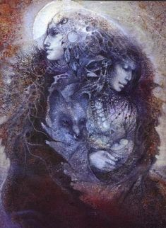 Freedom comes from letting go of ownership. Some might think they own the earth But the earth is owned by no-one. Blessings to Mother Earth who provides all our needs (Art: Susan Seddon Boulet ) Native American Mythology, Native American Art, Sacred Feminine, Divine Feminine, Visionary Art, Native Art, Gods And Goddesses, Mother Earth, Mother Nature