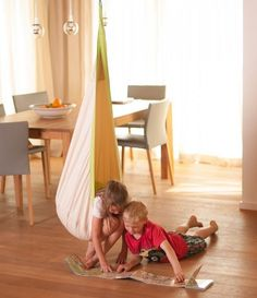 *Gift* The New Joki Turtle Nest Swing will make an exciting and creative gift for the holidays. Made out of organic materials. http://www.sensoryedge.com/joki-turtle-nest-swing.html