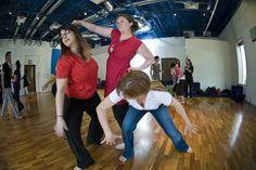 Naropa University - MA Somatic Counseling Psychology - Dance Movement Therapy - Boulder, Colorado - ADTA Approved