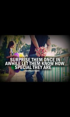 Every Special Lady Deserves To Have Her Man Make Her Feel Special. The Smile You Get After You Succeed Is All The Payment You Need.