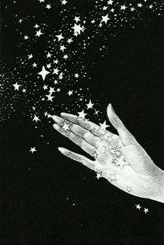 Throw your wishes to the stars,...