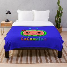 Edge Design, Happy Birthday, Couch, Blanket, Printed, Bed, Awesome, Gifts, Furniture