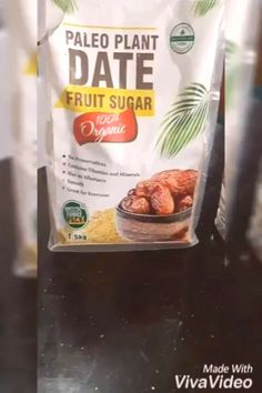 This is to show you that our Date powder(sugar), can be used in vYou can find No sugar snacks and more on our website. No Sugar Snacks, Made With Vivavideo, Powdered Sugar, Snack Recipes, Paleo, Chips, Organic, Canning, Website