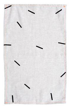 Pick Up Sticks Tea Towel