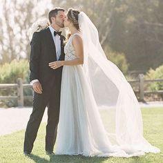 A perfectly romantic moment with @watterwtoo. Photo by @carmensantorelliphoto. #Watters #wtoo #weddingdress #brideandgroom #weddinginspiration #veil #weddingphotography #springwedding #dreamdress #weddingdress #weddingseason #weddinggown #instafashion #instabride #instawedding #ido #pretty #amazing #stunning #style #perfection #fashion #gown #engagement #bridalfashion #motivationmonday #mondaymotivation #brideandgroom #mrandmrs #StrictlyWeddings by strictlyweddings