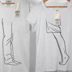 Te extraño mi amor pareja parejas de camiseta por FreshTshirtCo                                                                                                                                                                                 Más