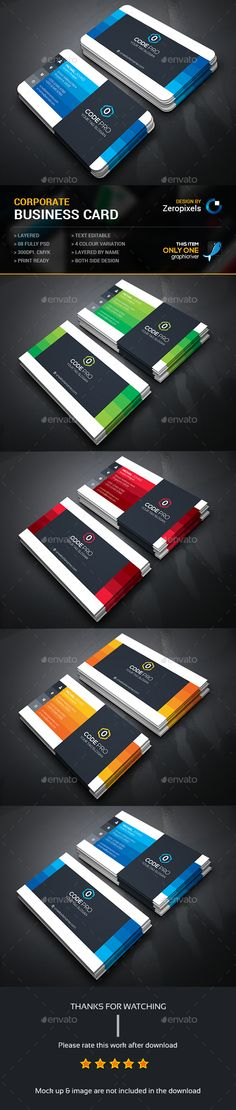 Business Card Template PSD. Download here: http://graphicriver.net/item/business-card/14676645?ref=ksioks