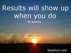 Results will show up when you do! #plexus