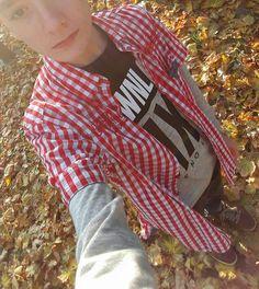 Autumn Men Outfit