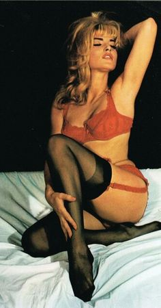 Ann Smyrner played Lilli in the movie.