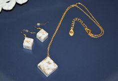 Retrouvez cet article dans ma boutique Etsy https://www.etsy.com/ca-fr/listing/458847828/bijoux-ensemble-boucles-doreilles-et