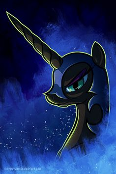 Nightmare Moon by bigponymac.deviantart.com on @deviantART