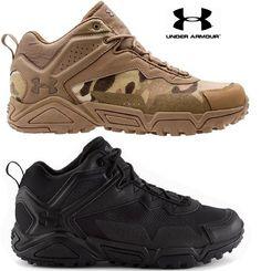 Under Armour Tabor Ridge Low Tactical Boot Mens UA Lightweight All Terrain Boots