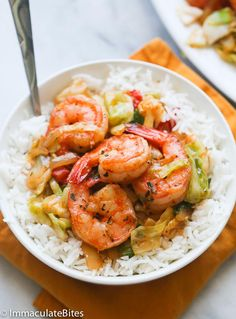 Jamaican Cabbage and Shrimp - Immaculate Bites Amish Recipes, Indian Food Recipes, Beef Recipes, Cooking Recipes, Jerky Recipes, Jamaican Dishes, Jamaican Recipes, Haitian Recipes, Lobster Recipes