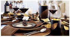 Thanksgiving Table Settings Interior Designer in Charlotte - Interior Decorator - Laura Casey Interiors